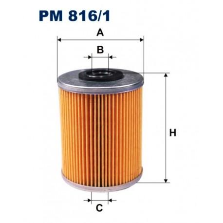 FILTR PALIWA FILTRON PM816/1