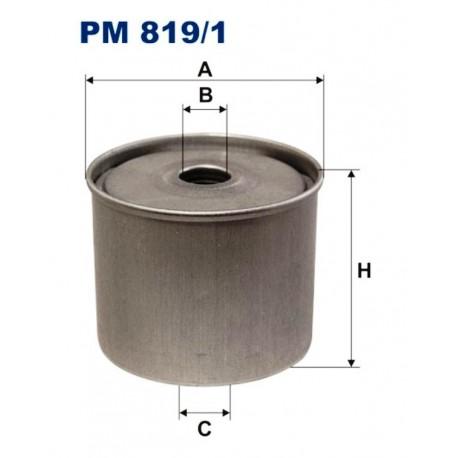 FILTR PALIWA FILTRON PM819/1