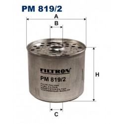 FILTR PALIWA FILTRON PM819/2