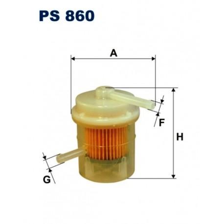 FILTR PALIWA FILTRON PS860