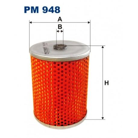 FILTR PALIWA FILTRON PM948