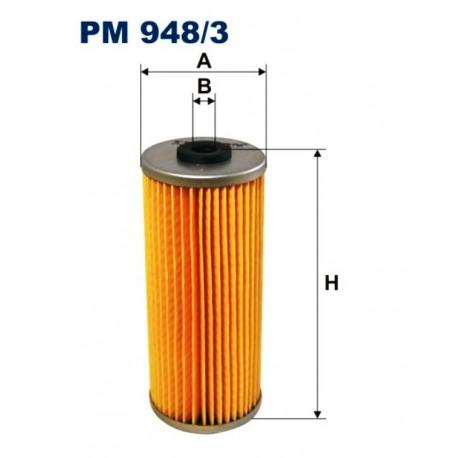 FILTR PALIWA FILTRON PM948/3