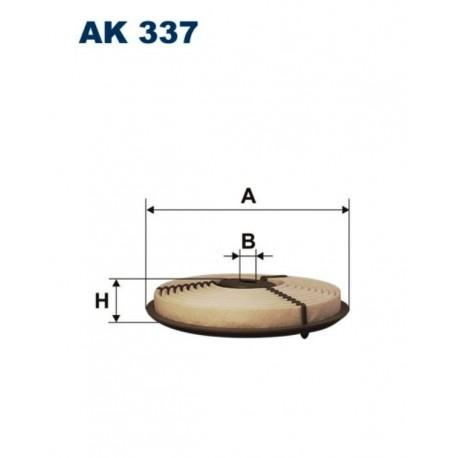 FILTR POWIETRZA FILTRON AK337