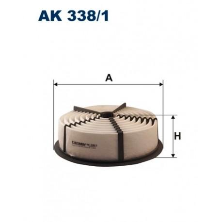 FILTR POWIETRZA FILTRON AK338/1