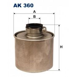 FILTR POWIETRZA FILTRON AK360