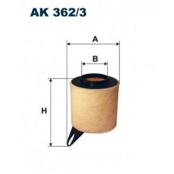 FILTR POWIETRZA FILTRON AK362/3