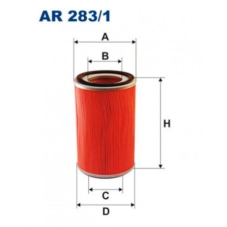 FILTR POWIETRZA FILTRON AR283/1