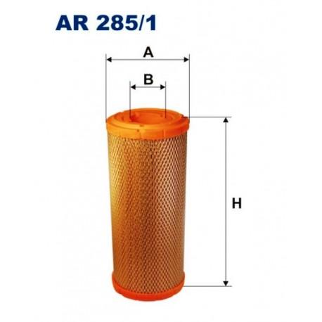 FILTR POWIETRZA FILTRON AR285/1