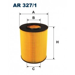 FILTR POWIETRZA FILTRON AR327/1