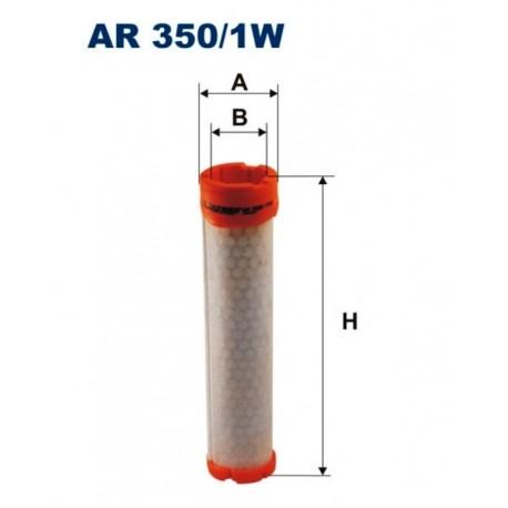 FILTR POWIETRZA FILTRON AR350/1W
