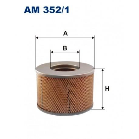 FILTR POWIETRZA FILTRON AM352/1