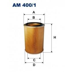 FILTR POWIETRZA FILTRON AM400/1