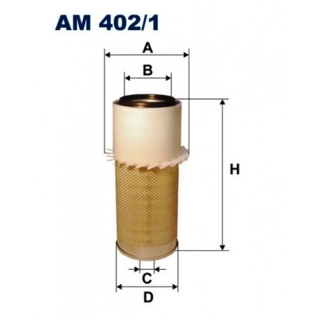FILTR POWIETRZA FILTRON AM402/1