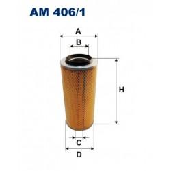 FILTR POWIETRZA FILTRON AM406/1