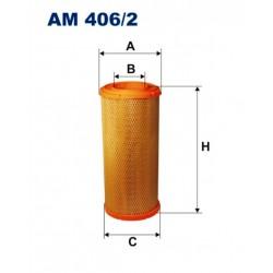 FILTR POWIETRZA FILTRON AM406/2