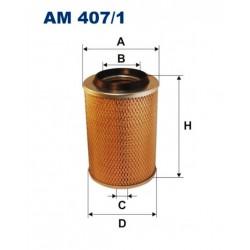 FILTR POWIETRZA FILTRON AM407/1