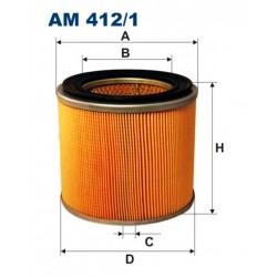 FILTR POWIETRZA FILTRON AM412/1