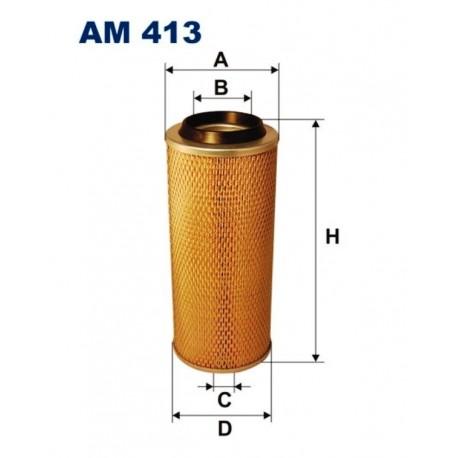 FILTR POWIETRZA FILTRON AM413