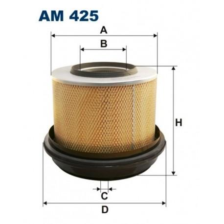 FILTR POWIETRZA FILTRON AM425