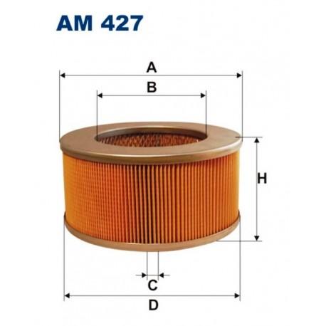 FILTR POWIETRZA FILTRON AM427
