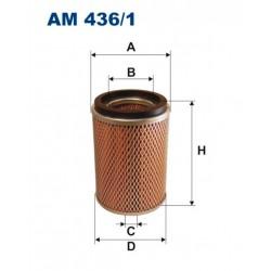 FILTR POWIETRZA FILTRON AM436/1