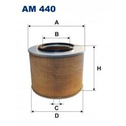 FILTR POWIETRZA FILTRON AM440