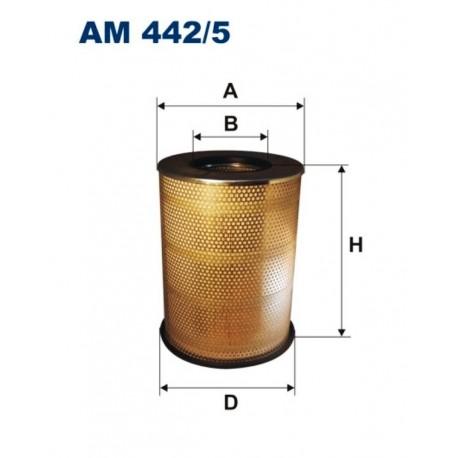 FILTR POWIETRZA FILTRON AM442/5