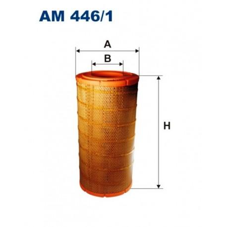 FILTR POWIETRZA FILTRON AM446/1