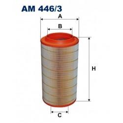 FILTR POWIETRZA FILTRON AM446/3