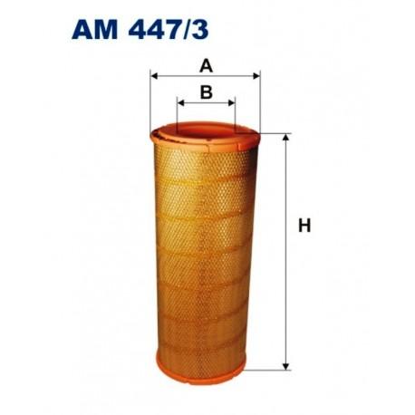 FILTR POWIETRZA FILTRON AM447/3