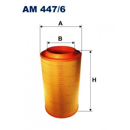 FILTR POWIETRZA FILTRON AM447/6