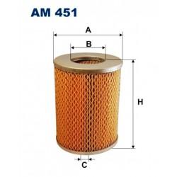 FILTR POWIETRZA FILTRON AM451