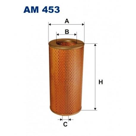 FILTR POWIETRZA FILTRON AM453