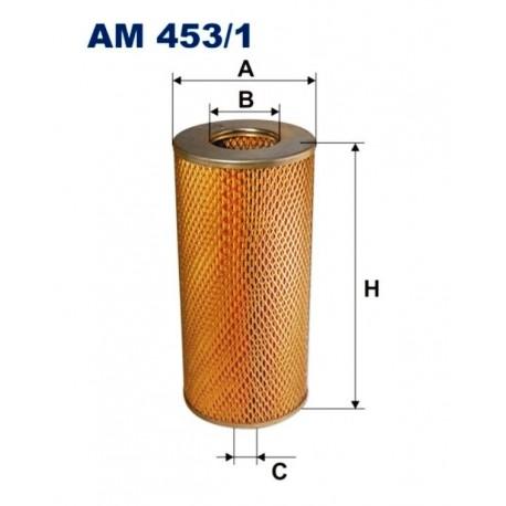FILTR POWIETRZA FILTRON AM453/1