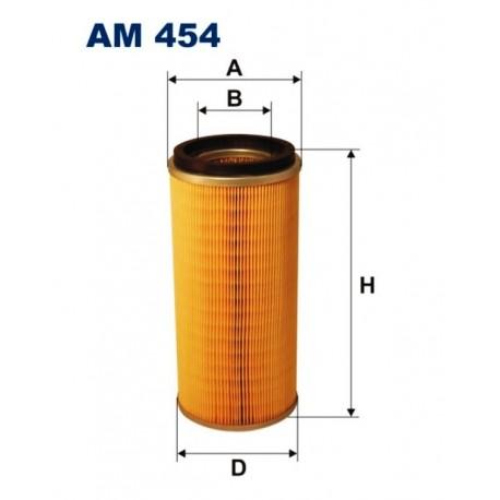 FILTR POWIETRZA FILTRON AM454