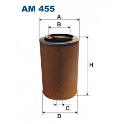 FILTR POWIETRZA FILTRON AM455