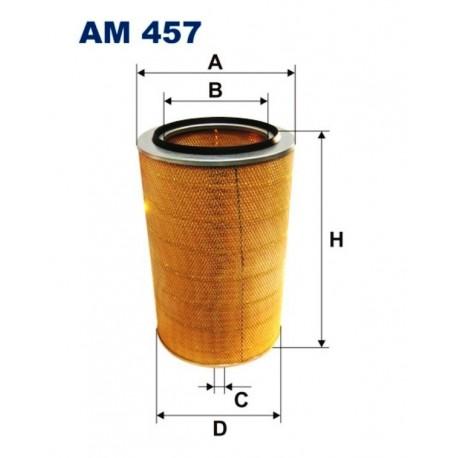 FILTR POWIETRZA FILTRON AM457