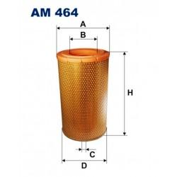 FILTR POWIETRZA FILTRON AM464