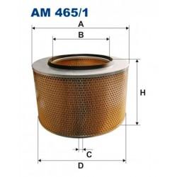 FILTR POWIETRZA FILTRON AM465/1