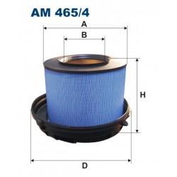 FILTR POWIETRZA FILTRON AM465/4