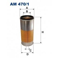 FILTR POWIETRZA FILTRON AM470/1
