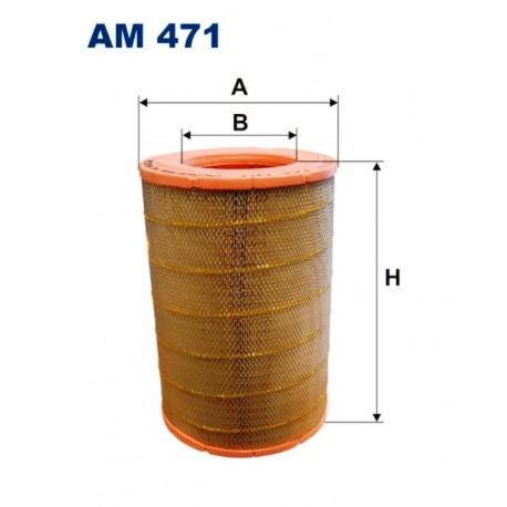 FILTR POWIETRZA FILTRON AM471