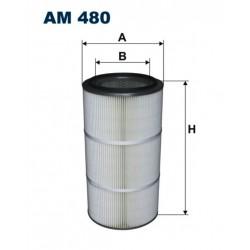 FILTR POWIETRZA FILTRON AM480