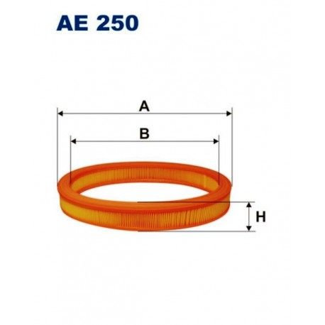 FILTR POWIETRZA FILTRON AE250