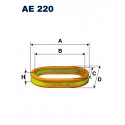 FILTR POWIETRZA FILTRON AE220