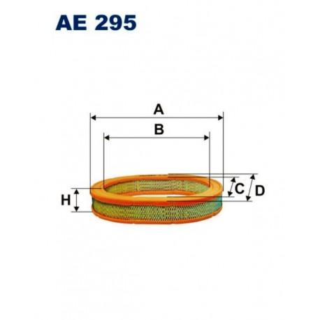 FILTR POWIETRZA FILTRON AE295
