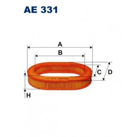 FILTR POWIETRZA FILTRON AE331