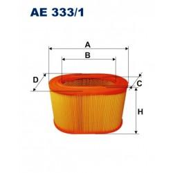 FILTR POWIETRZA FILTRON AE333/1