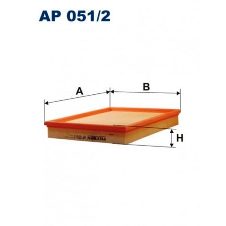 FILTR POWIETRZA FILTRON AP051/2