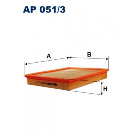 FILTR POWIETRZA FILTRON AP051/3